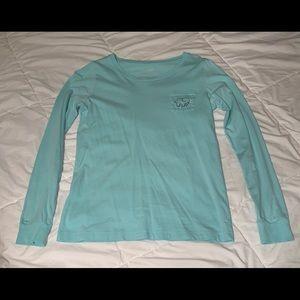 ivory ella long sleeved cotton shirt